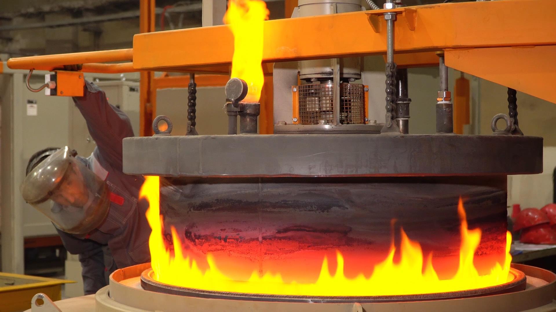 Термообработка металла в компании ОНИС
