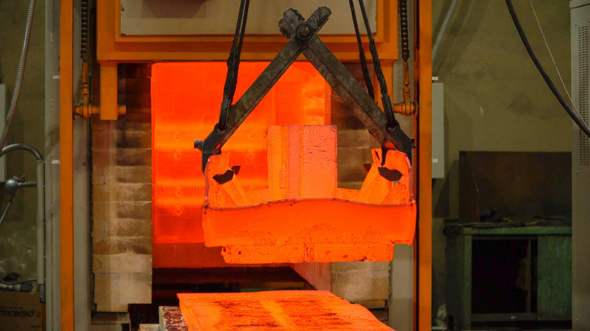 Отжиг - термическая обработка металла для придания ему каких-либо качеств.